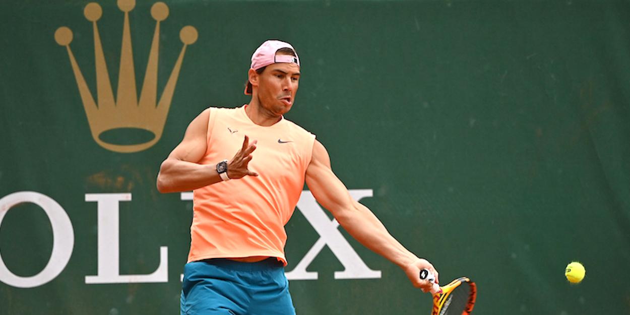 Rafael Nadal Monte Carlo Masters 2021