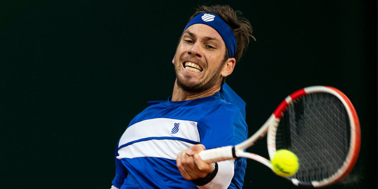 Cameron Norrie French Open 2020