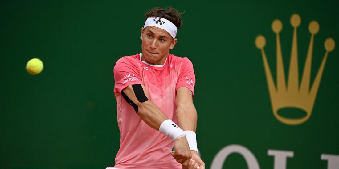 Casper Ruud French Open Monte Carlo