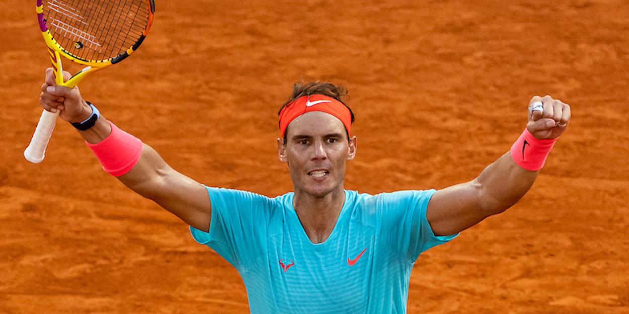 Rafael Nadal Spanish tennis player Monte Carlo Masters