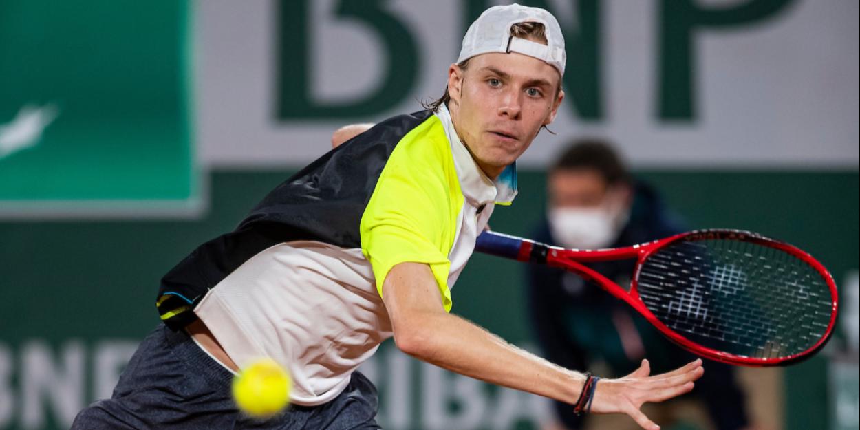 Shapovalov Roland Garros