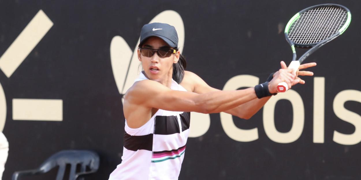 Astra Sharma WTA