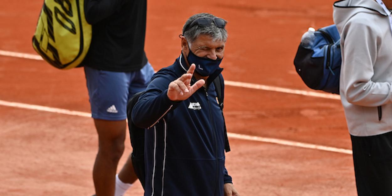 Toni Nadal Monte Carlo Masters 2021
