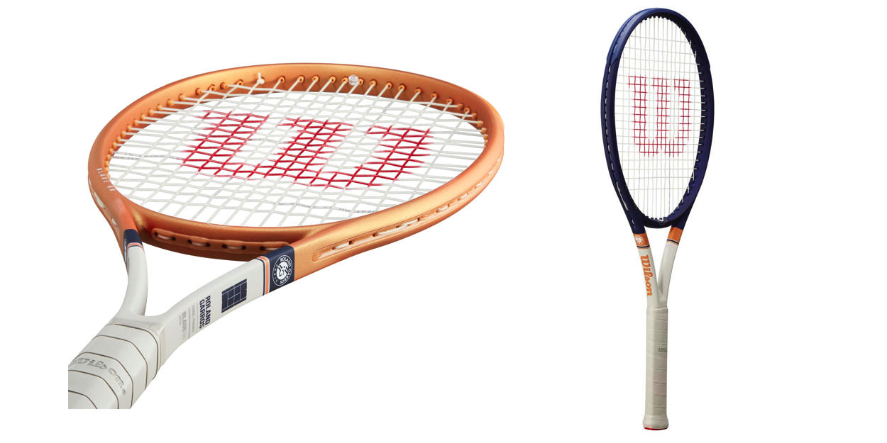 Wilson tennis RG 2021 Blade and Ultra