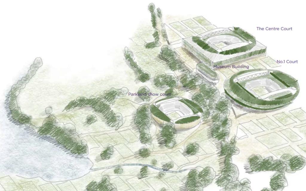 Wimbledon Expansion Sketch