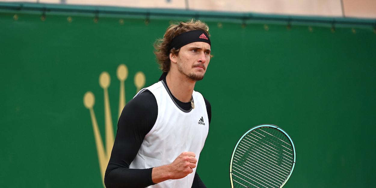 Alexander Zverev Nadal