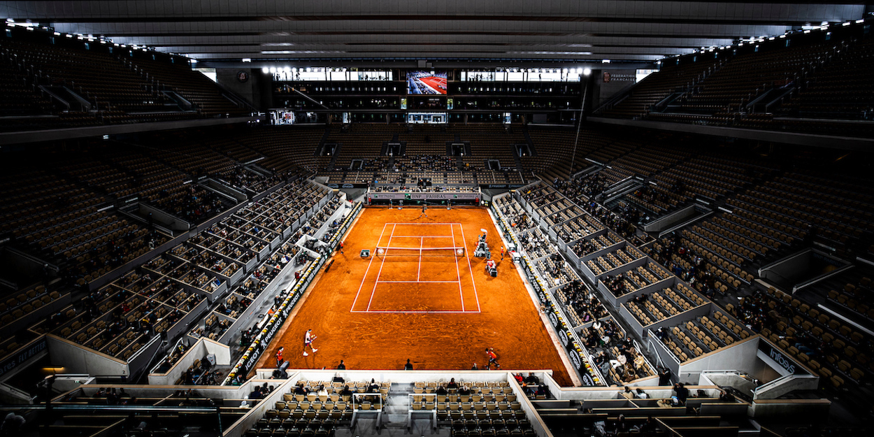 French Open 2021 men's singles draw