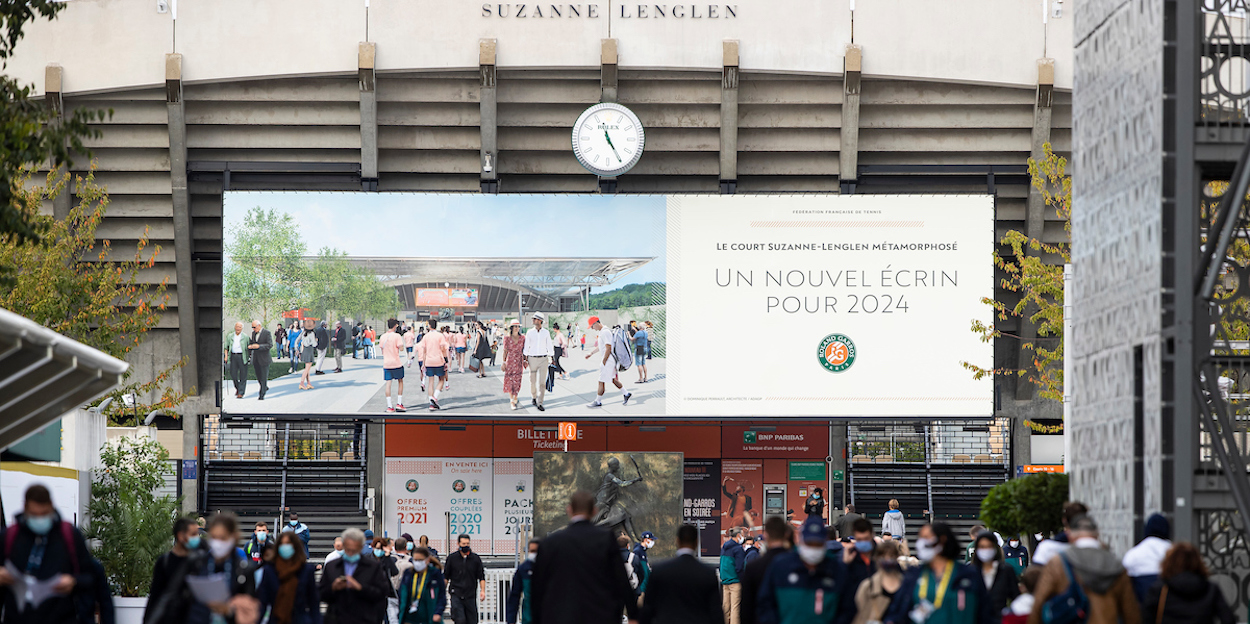 French Open 2021 daily order of play