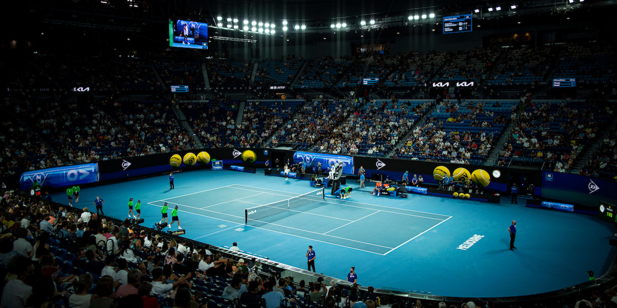 Australian Open Ambience 2021
