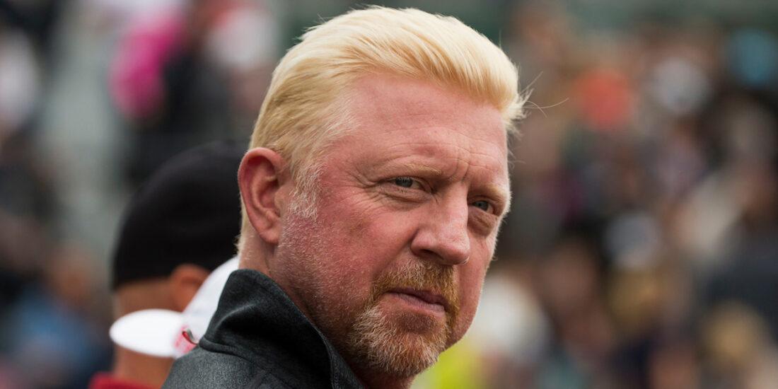 Boris Becker ATP