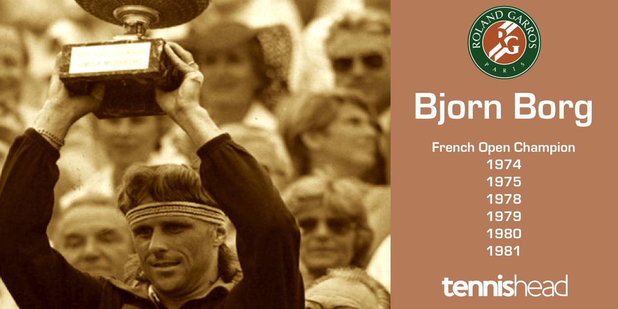 Bjorn Borg French Open