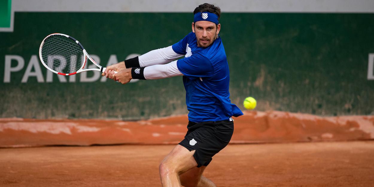 Cameron Norrie Roland Garros 2020