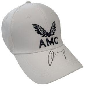 Andy Murray Castore signed cap