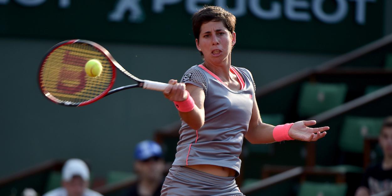 Carla Suarez Navarro French Open