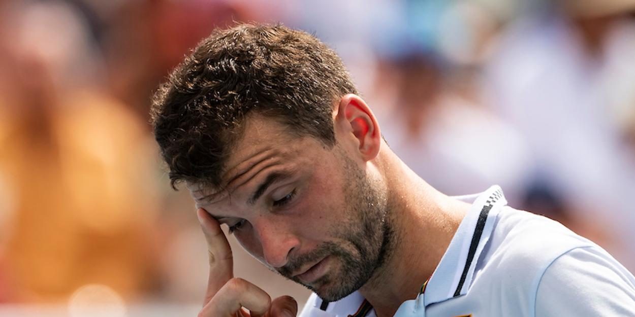Grigor Dimitrov Miami Open 2019