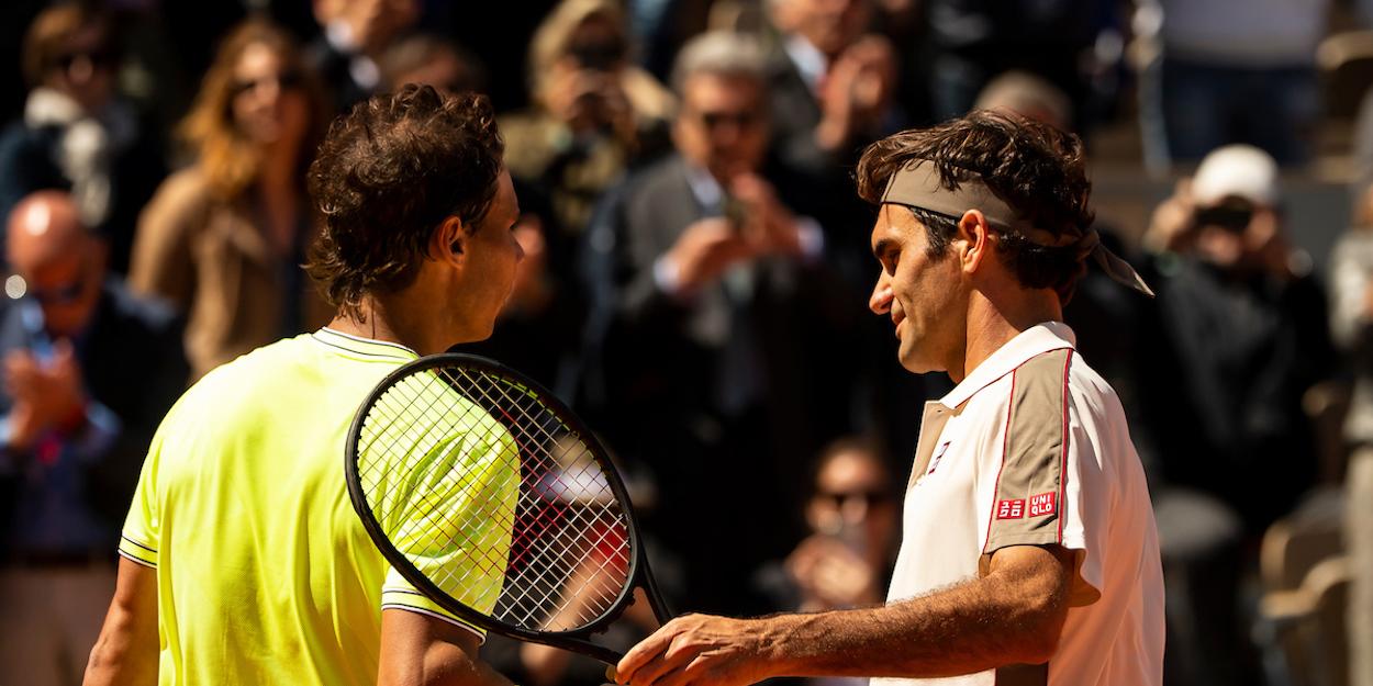 Federer Nadal Roland Garros 2019