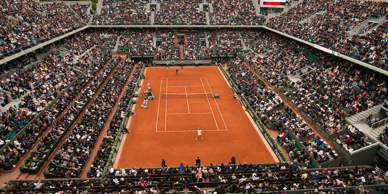 French Open Stadium 2016