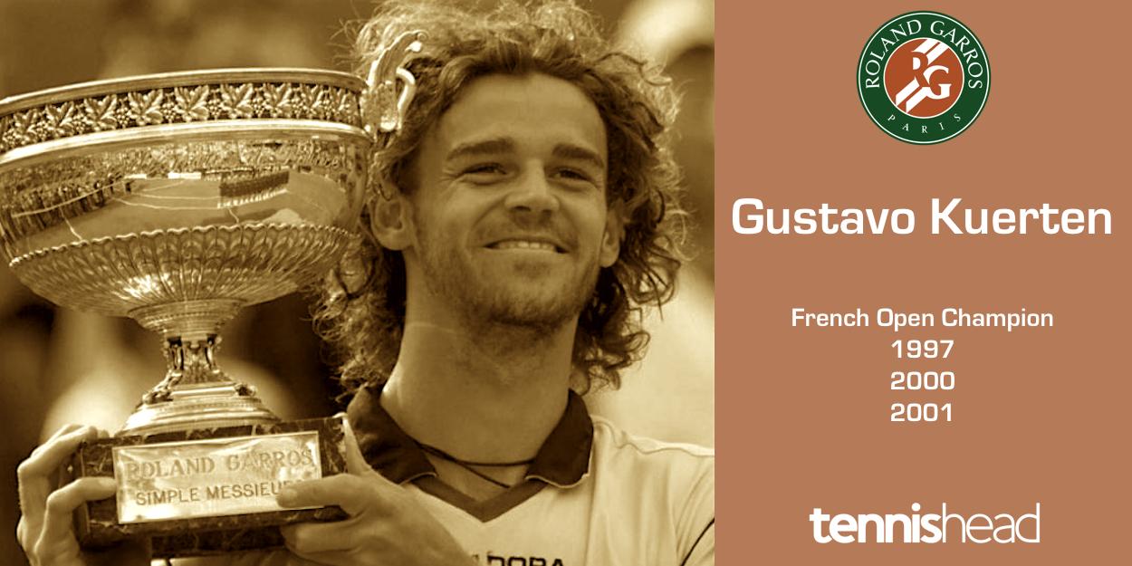 Gustavo Kuerten French Open