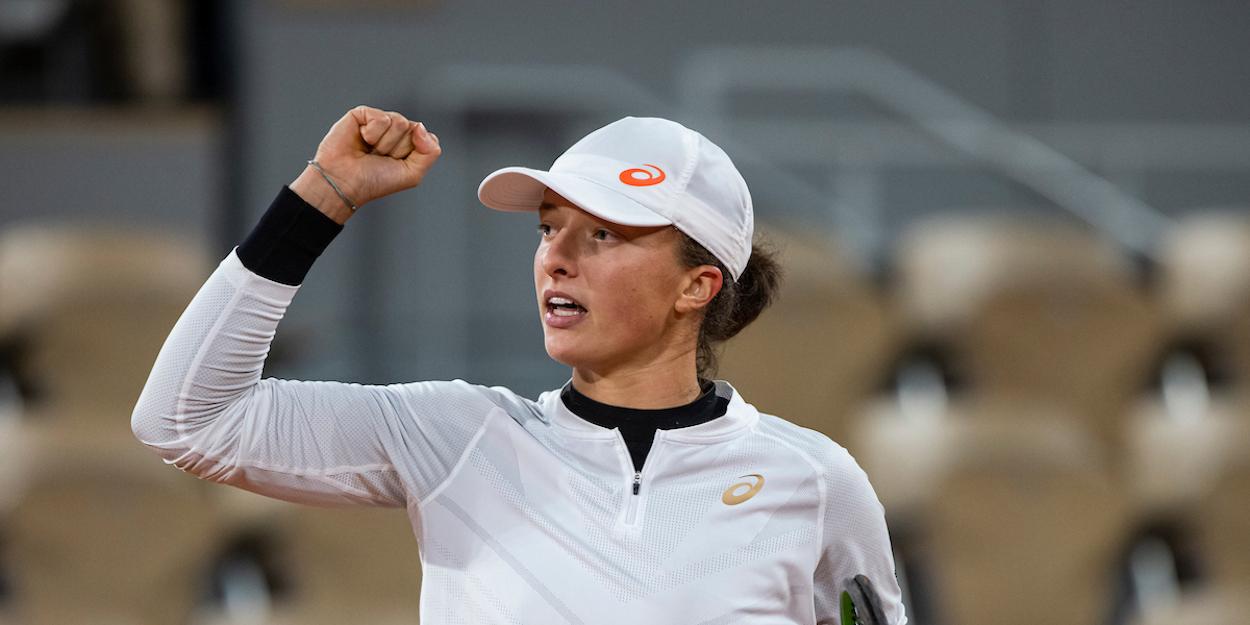 Iga Swiatek Roland Garros