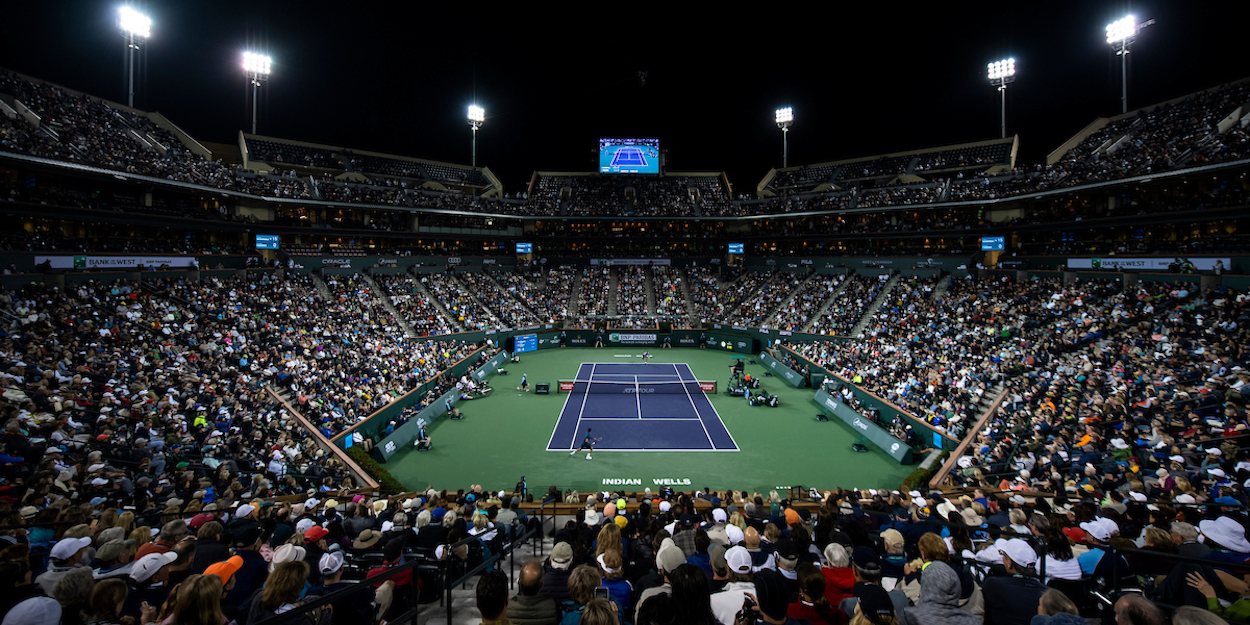 Indian Wells Ambience 2019