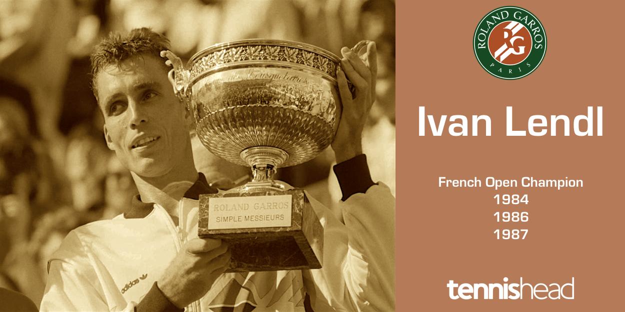 Ivan Lendl French Open