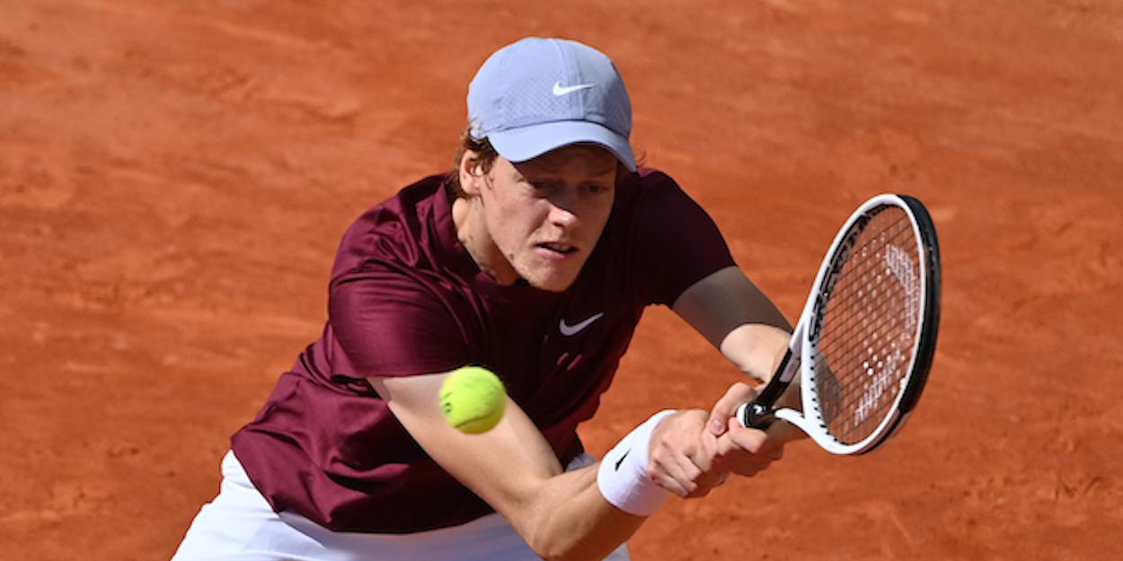 Jannik Sinner Monte Carlo Masters 2021