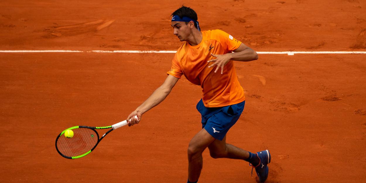 Lorenzo Sonego Roland Garros