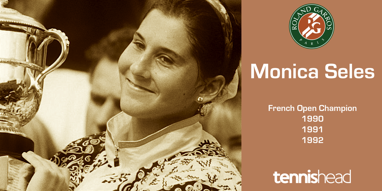 Monica Seles French Open