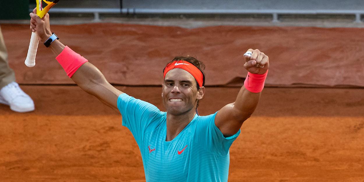 Rafael Nadal French Open 2020