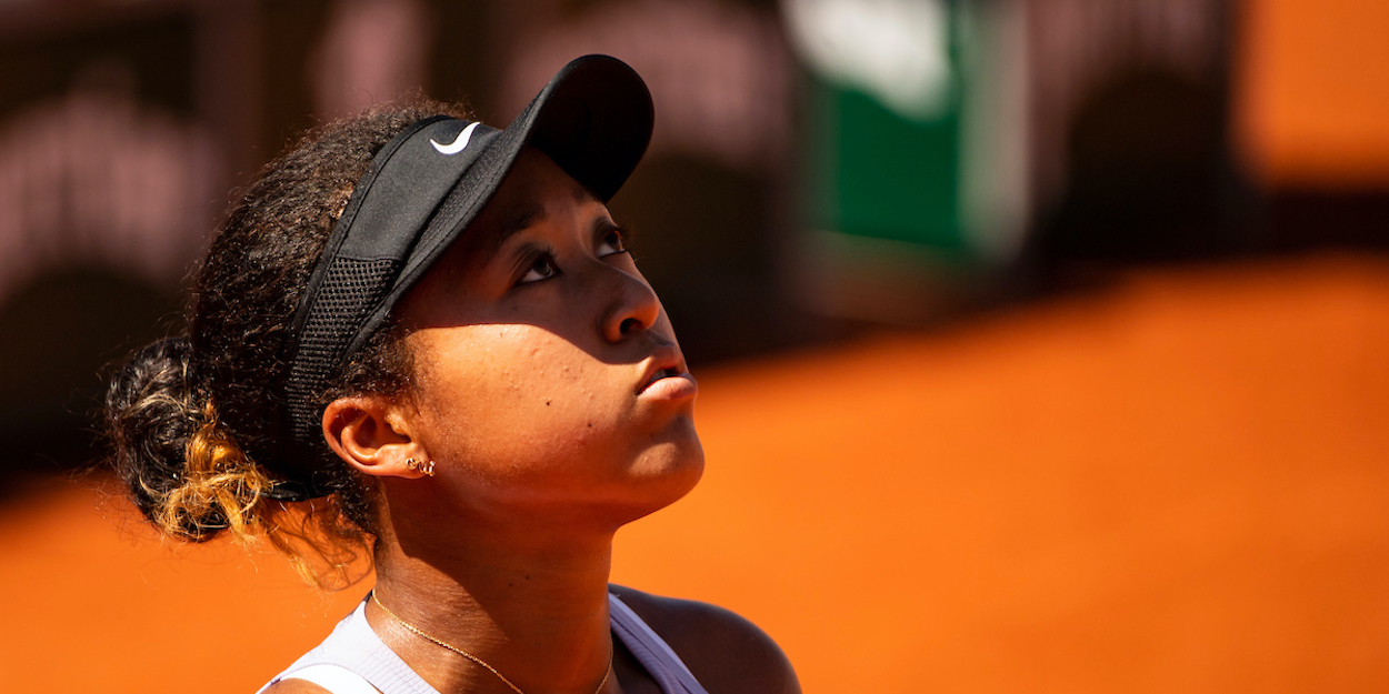 Naomi Osaka Roland Garros 2019