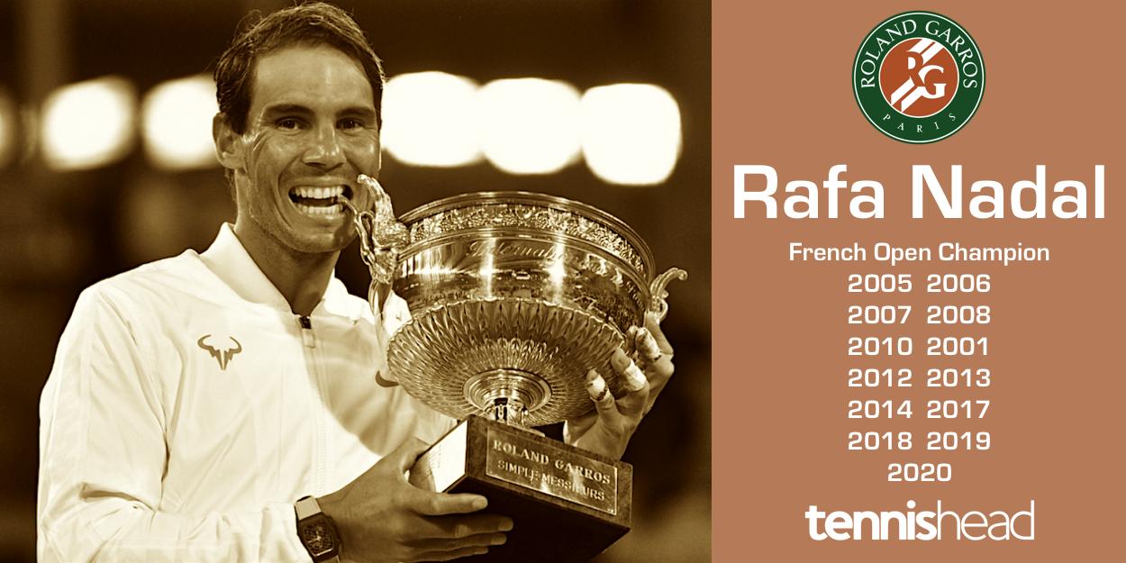 Rafa Nadal French Open