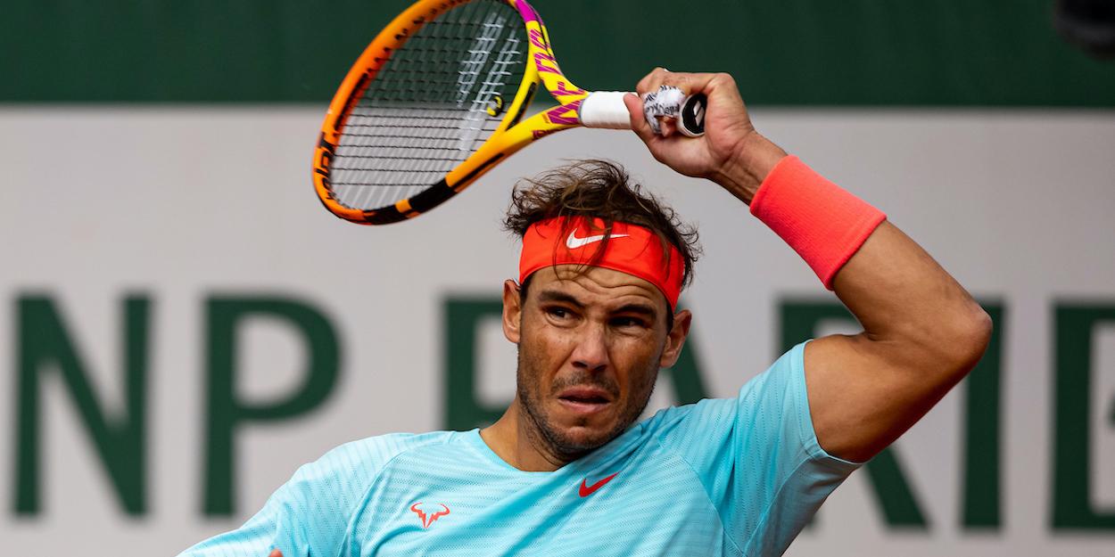 Rafael Nadal Roland Garros 2020