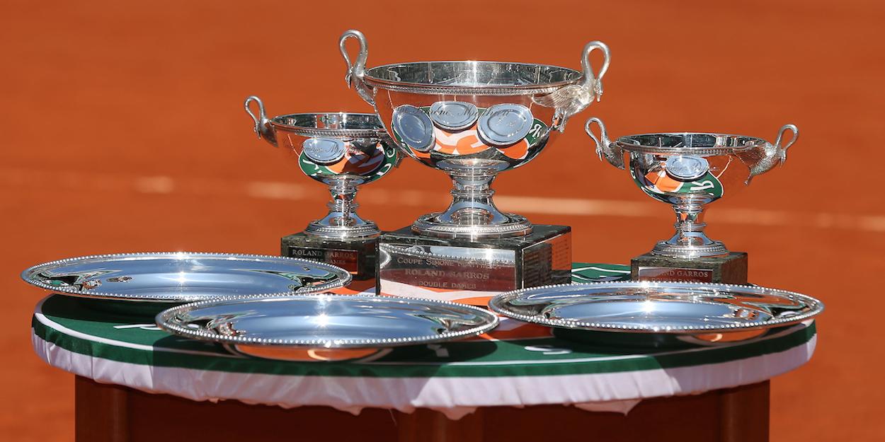 Roland Garros Ceremony