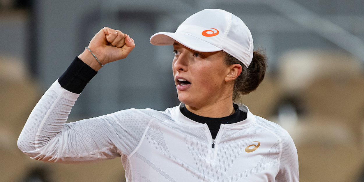 Iga Swiatek French Open 2020