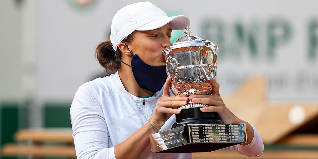 Iga Swiatek wins French Open 2020