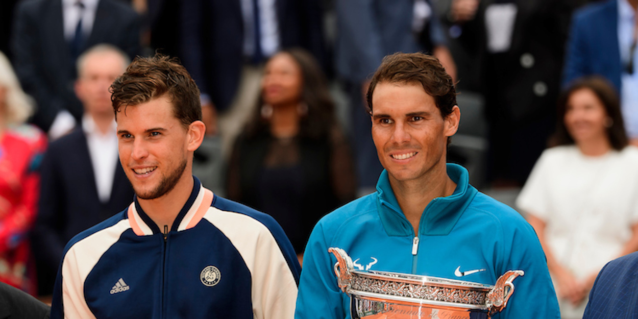 Nadal Thiem French Open 2018
