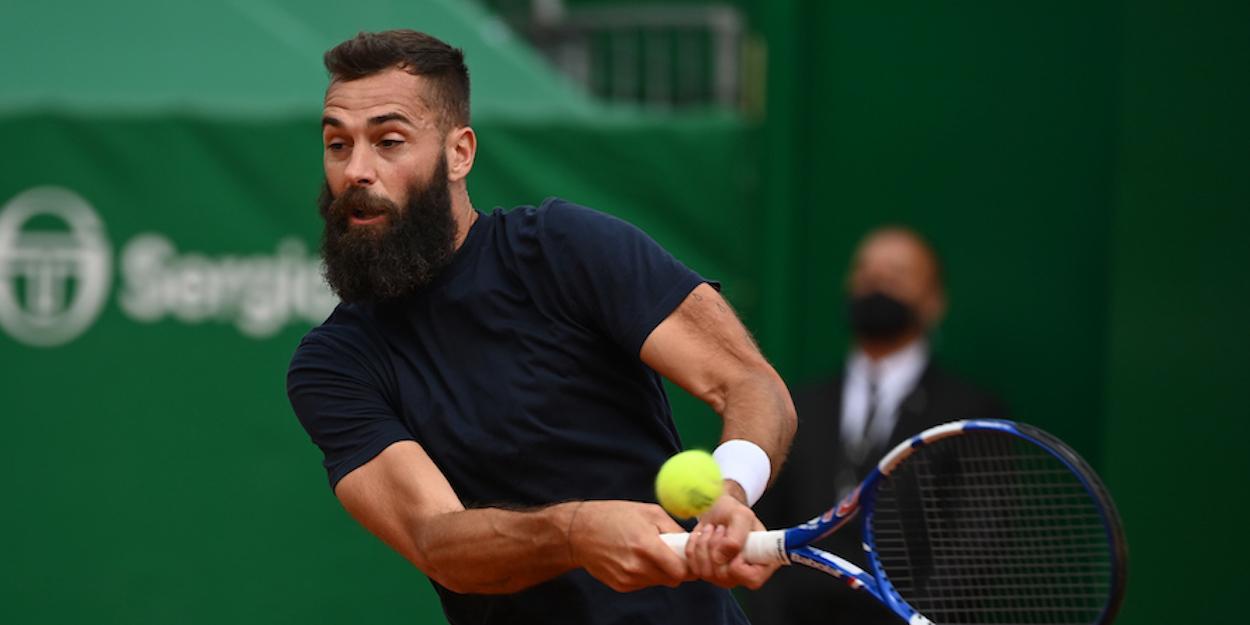 Benoit Paire Monte Carlo Masters 2021