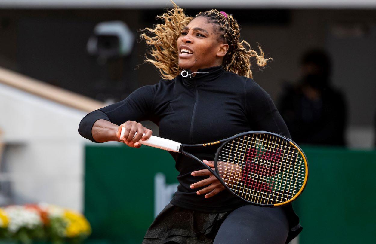 Serena Williams Parma
