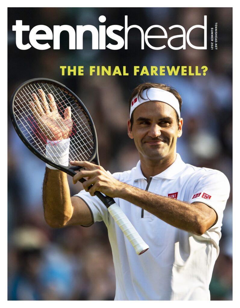 June 2021 Wimbledon issue