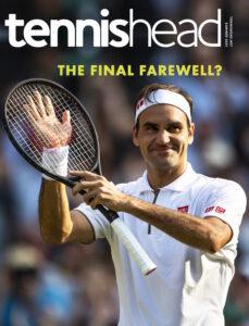 Tennishead Wimbledon 2021