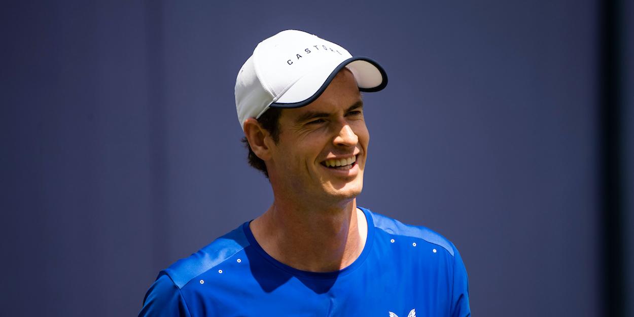 Andy Murray Queens 2019
