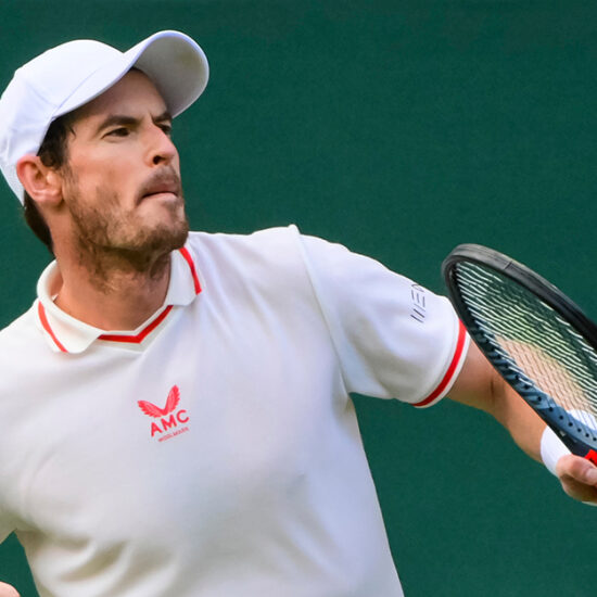 Andy Murray Wimbledon celebration