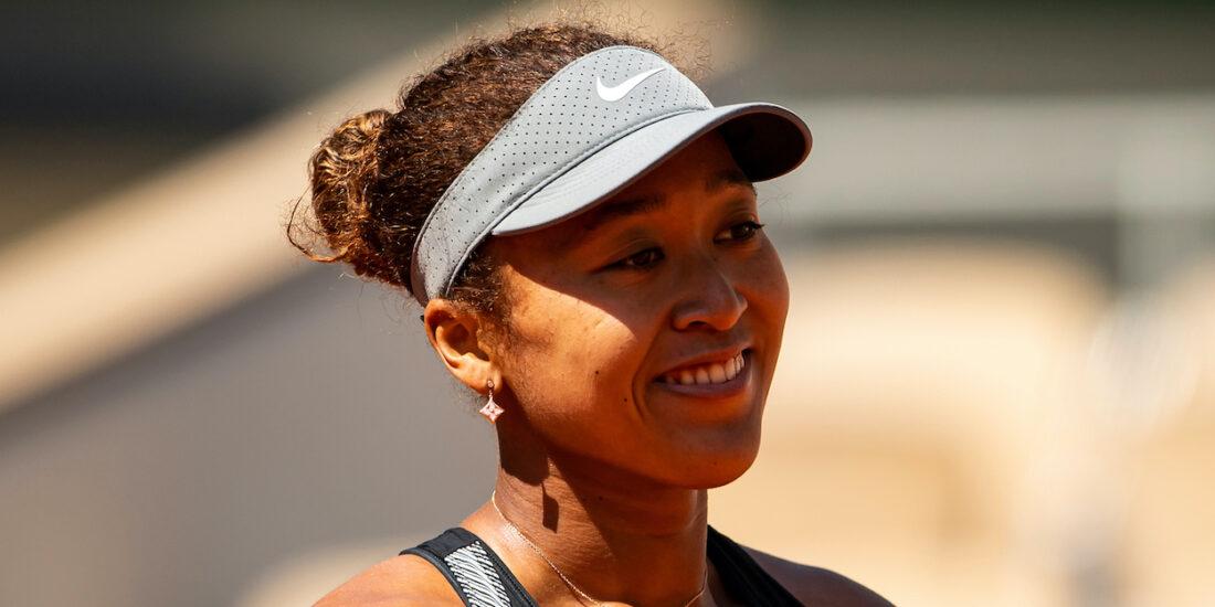 Naomi Osaka French Open 2021