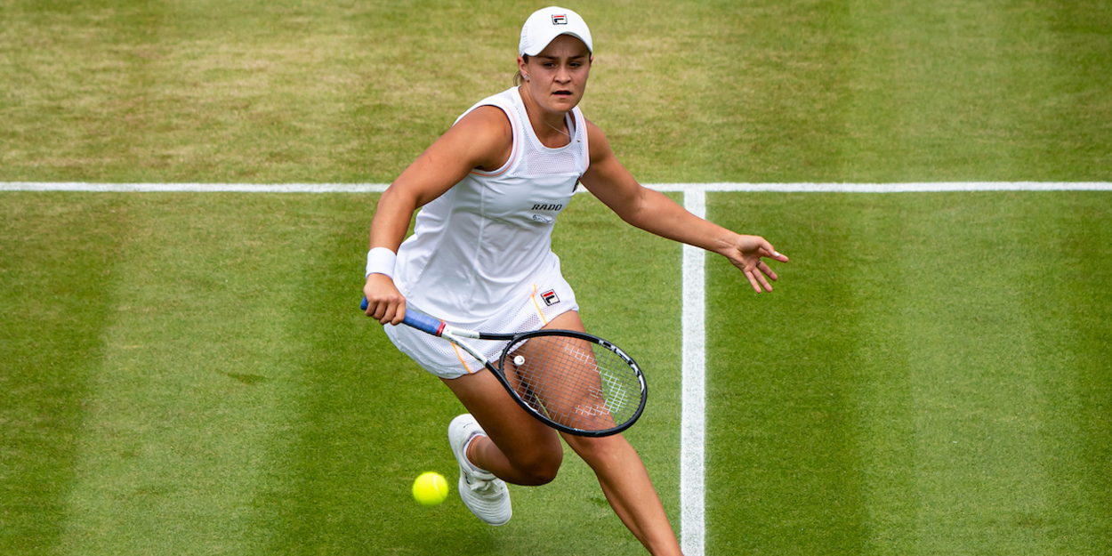 Barty Wimbledon