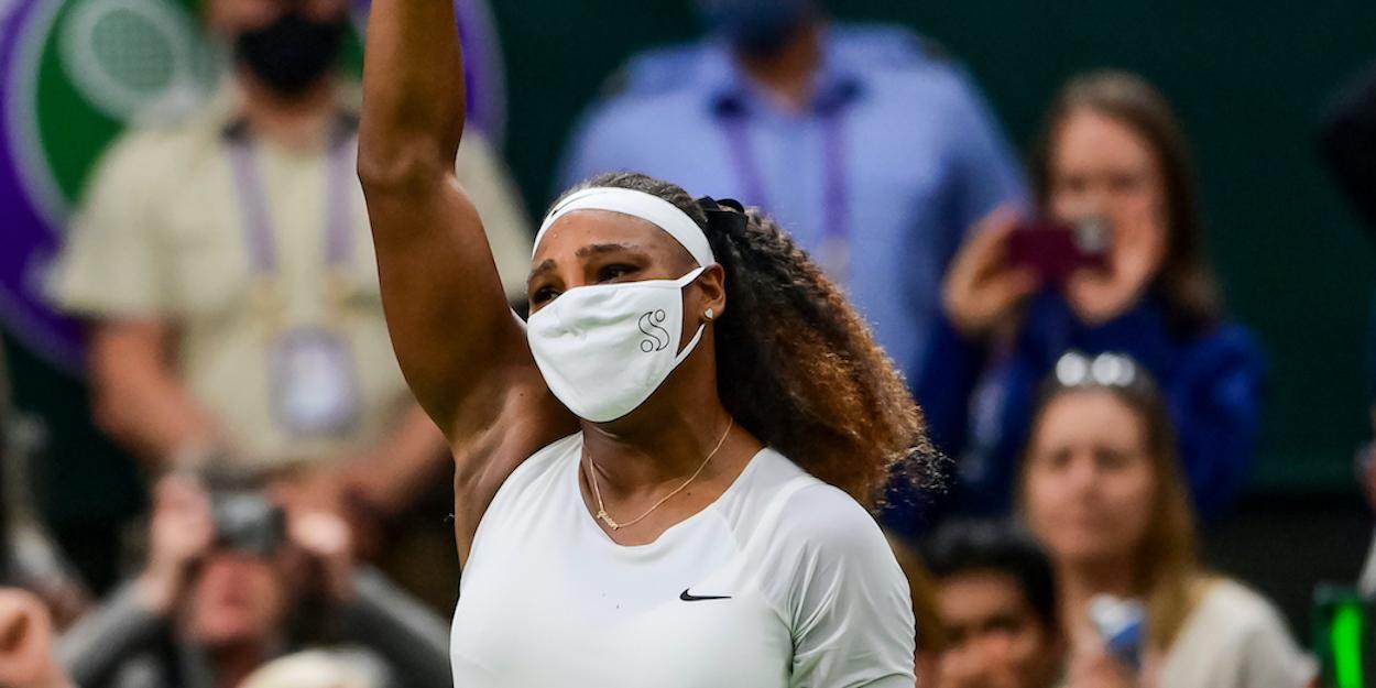 Serena Williams Wimbledon 2021
