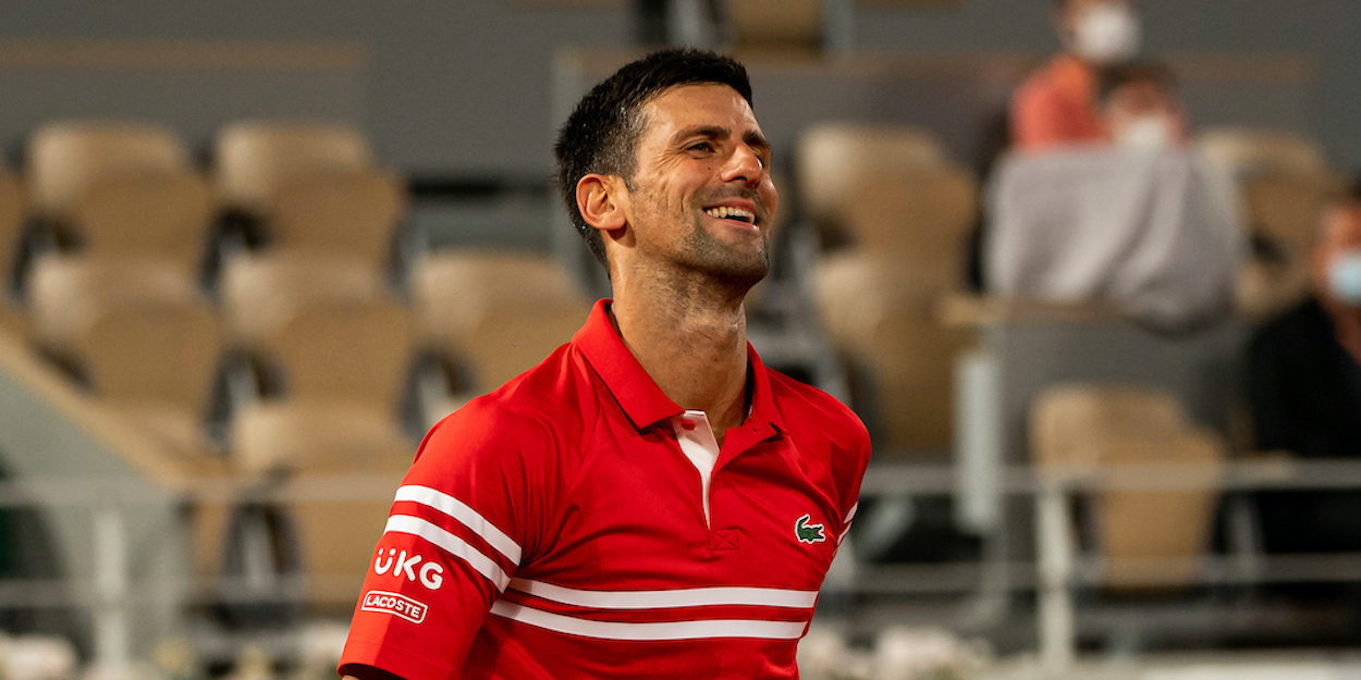 Novak Djokovic Roland Garros 2021 Nadal