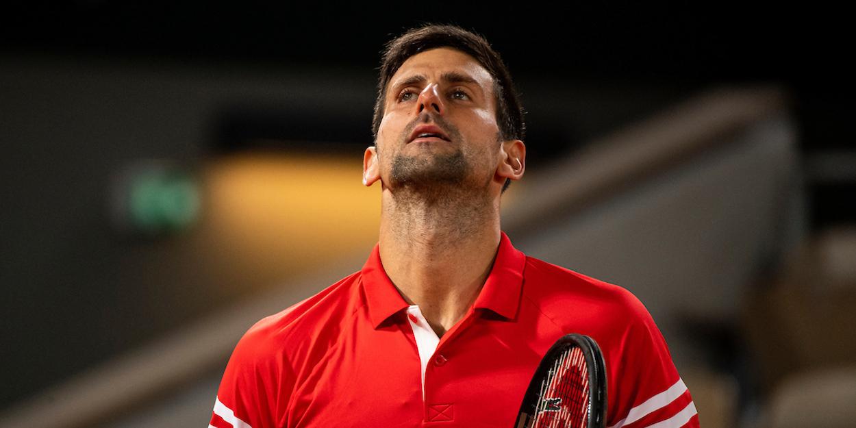 Djokovic Roland Garros 2021