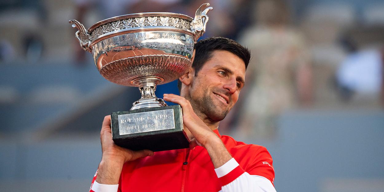 Djokovic Roland Garros Title 2021