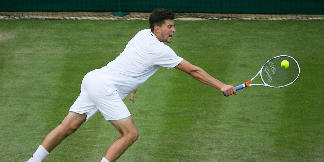 Dominic Thiem Wimbledon