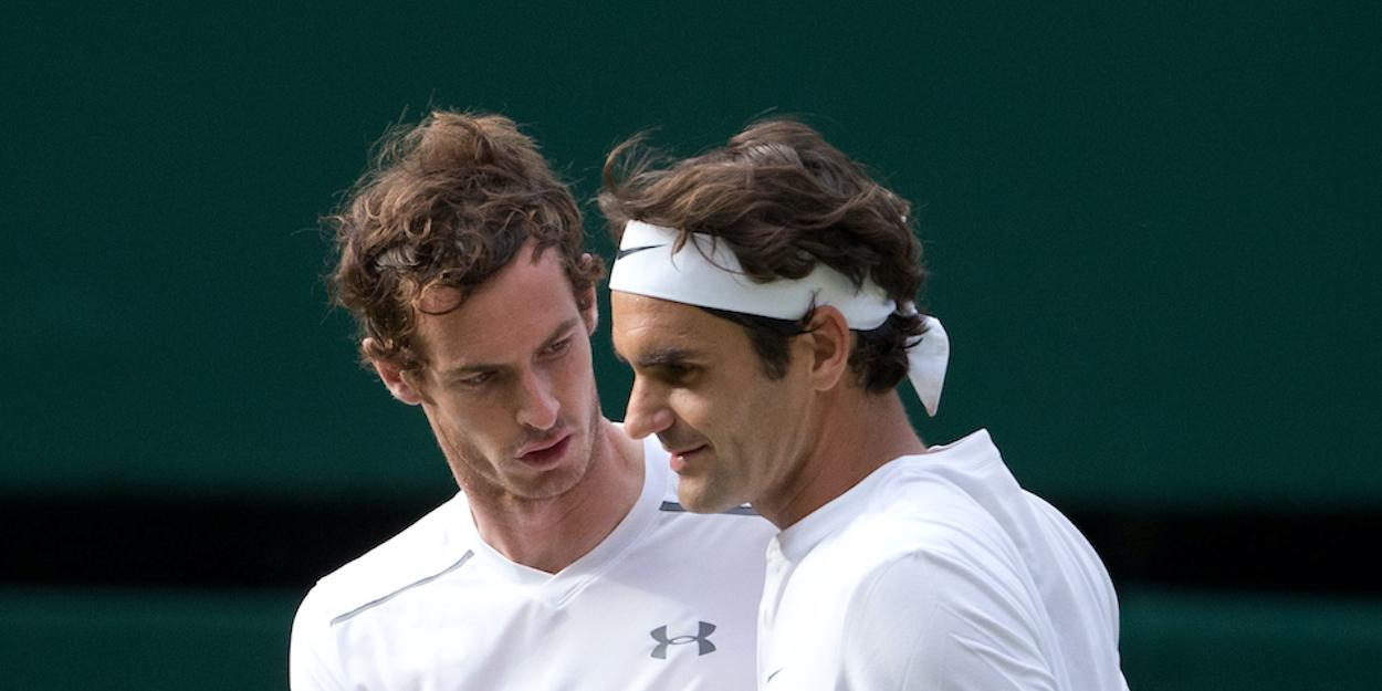 Federer Murray Wimbledon 2015